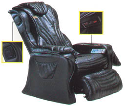 Lifestyle Comfort Professional Massage Chair Cushion